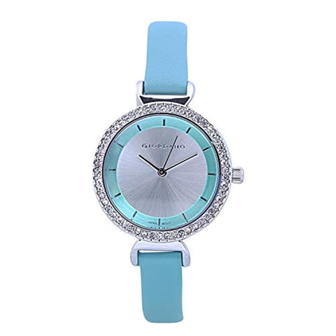 Analog Silver Dial Women's Watch