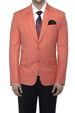 Slim Fit Party Wear Blazer