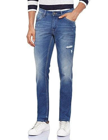 Pepe Zip Fly Slim Fit Jeans
