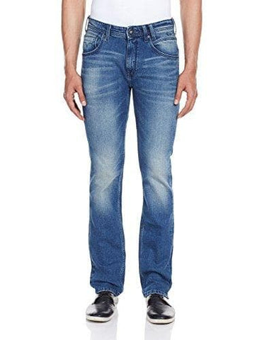 Pepe Zip Fly Vapour Slim Fit Jeans
