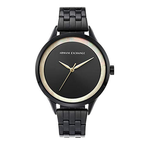 Analog Black Dial Women's Watch