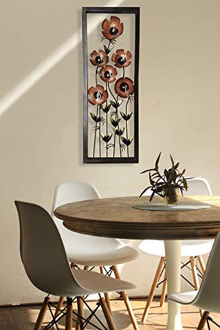 Decorative Wall Hanging Daisy Panel