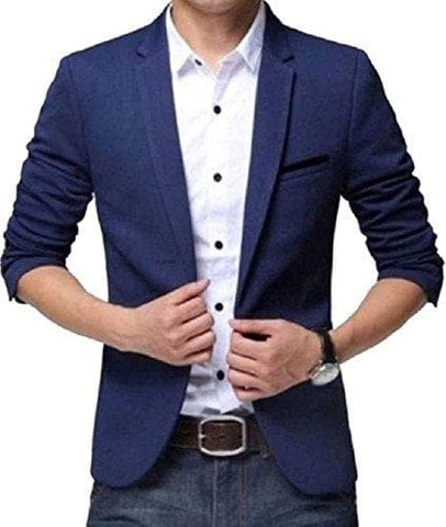 Royal Blue Party Blazer