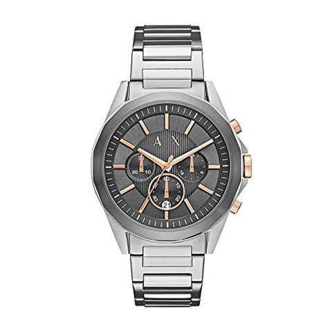 Analog Grey Dial Men's Watch