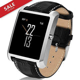 Smart Watch for Android Phones iPhones 1.54 inch Touchscreen Camera Bluetooth Heart Rate Monitor Pedometer