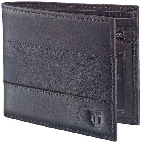 Brown Leather Stylish Wallet