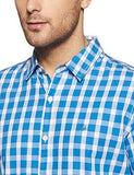 Checkered Regular Fit 100% Cotton Long Sleeve Casual Shirt