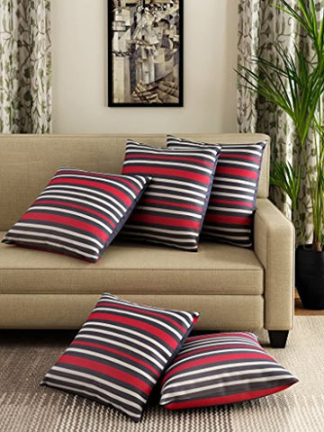 Stripes Linea Cushion Cover Set of 5