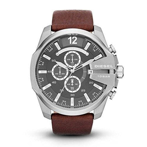 Mega Chief Analog Grey Dial Watch