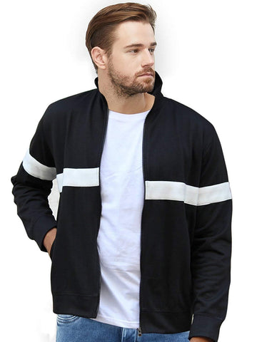 Sweatshirt Winter Wear Zipper Jacket