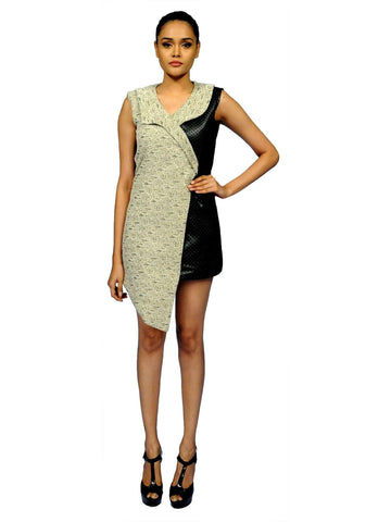 Baige Fox High Low Dress By Anvita Thakkar