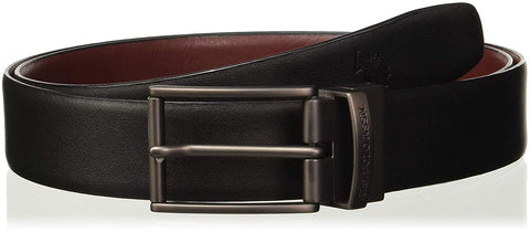 Regular Fit 100% Leather Belt