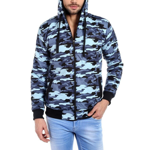 Hooded Full Sleeve Cotton Jacket