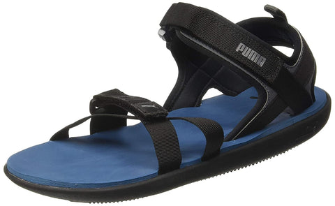 Men's Pebble Ii Idp Black-Castlerock-gibr Outdoor Sandals