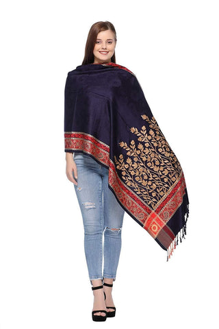 Designer Embroidery Stole