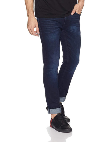 Pepe Button Fly Slim Fit Jeans