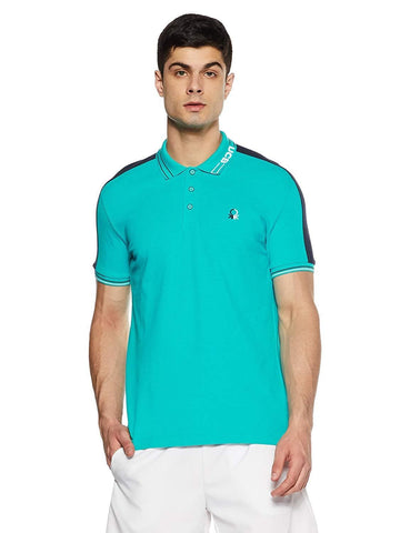 Short Sleeve 100% Cotton Regular Fit Polo
