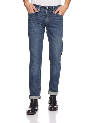 Slim Fit Zip fly Jeans