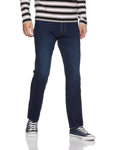 Regular Straight Fit Button Fly Jeans