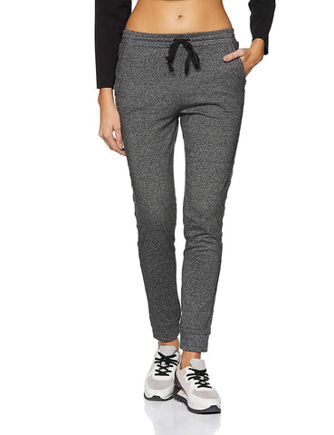 Relaxed Fit 100% Cotton Sports Track Pants