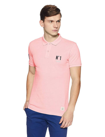 100% Cotton Short Sleeve Regular Fit Polo