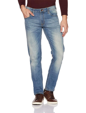 Pepe Zip Fly Dagfinn V Slim Fit Jeans