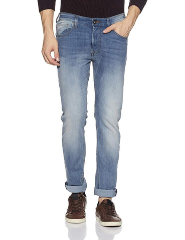 Pepe Zip Fly Jody V Slim Fit Jeans
