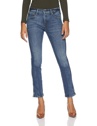 GAP Dark Indigo Women's Slim Fit High Rise Jeans
