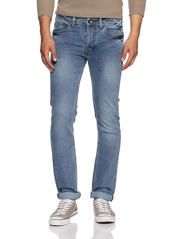 Pepe Zip Fly Leon Md V Slim Fit Jeans