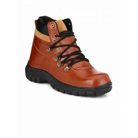 Wave Walk Steel Toe Safety Shoes Boots