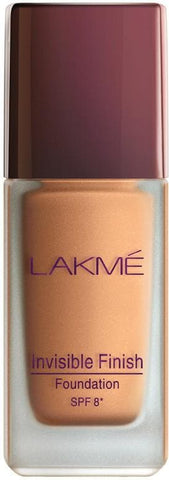Lakme Invisible Finish SPF 8 Shade 04 Foundation
