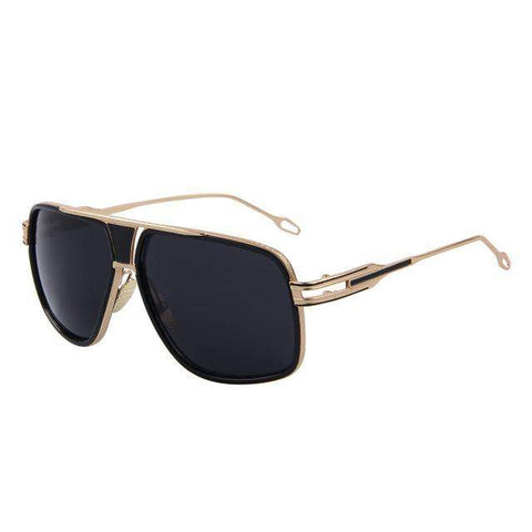 Big Frame Summer Style UV400 Sunglasses