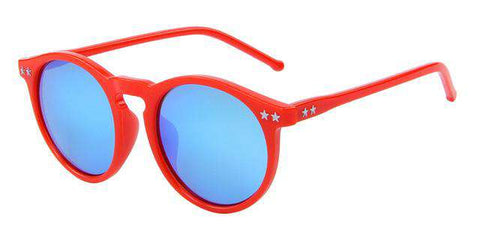 Cat Eye Five-pointed Star Decoration Frame UV400 Sunglasses