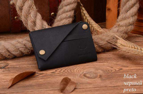 Genuine leather Cards Holder