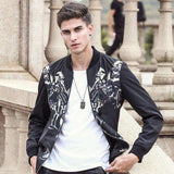 High Quality Casual Printed Jacket - WS-Jackets