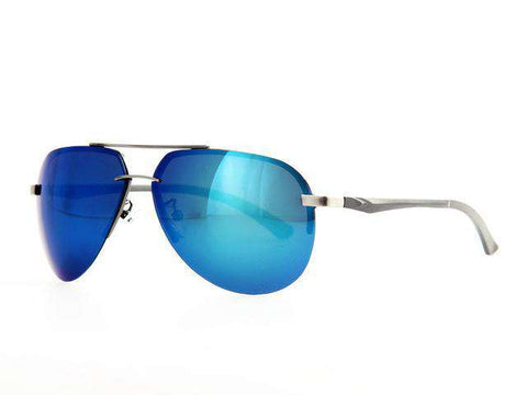 Al-Mg Alloy Frame Polaroid Good Quality Sun Glasses - Wear.Style