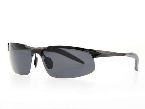 Al-Mg Alloy Ultralight frame metal Sunglasses - Wear.Style
