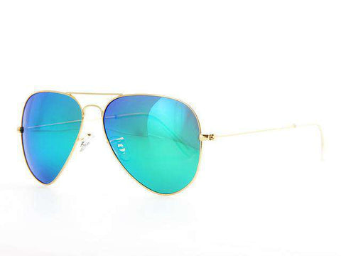 Polarised Top Quality  Reflective Polaroid Lens Sunglasses - Wear.Style