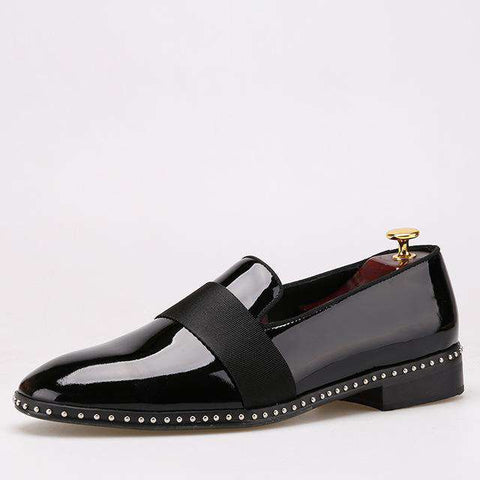 Patent leather loafers - Wear.Style