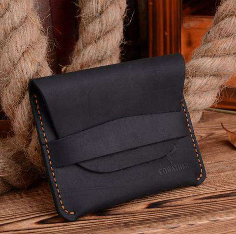 100% top quality Genuine Leather Credit Card Holder