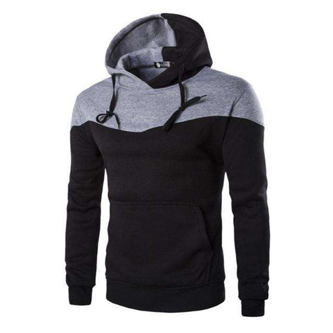 Slim Hoodie Casual Jacket - Wear.Style