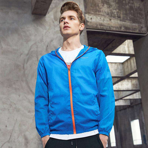 Ultra thin Ultra Light Waterproof Jacket