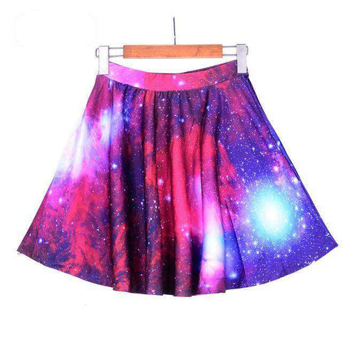 Hot Dragon Egg Above The Knee Skirts - WS-Skirts