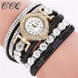 Luxury Full Crystal Wrist Watch - Wear.Style
