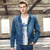 Dark Blue Denim Jacket - Wear.Style