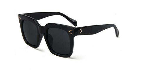Luxury Designer Vintage Rivet Shades Style Sunglasses - Wear.Style