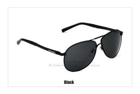 Polarised Male Fashion Eyewear - Wear.Style