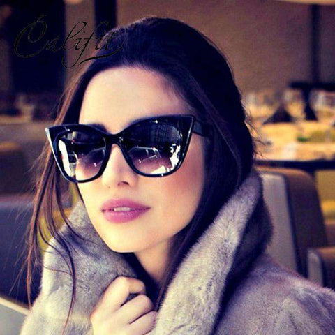 Cat Eye Luxury Designer Sun Glasses - Wear.Style