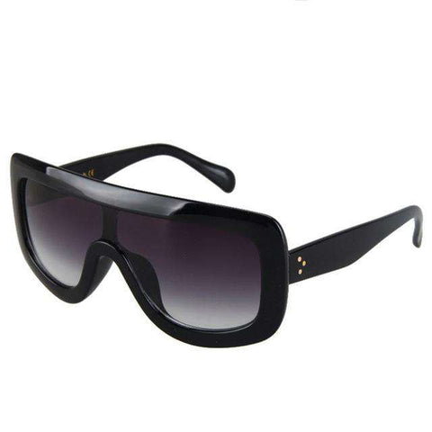 Retro Designer UV400 Mirror Lens Sunglasses - Wear.Style