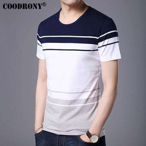 O-Neck CottonCasual Short Sleeve T Shirt